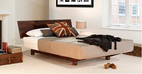 Floating Bed (Space Saving)