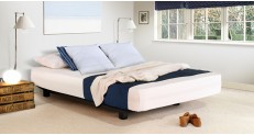 Floating Platform Bed (Space Saving)
