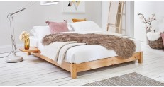 Low Platform Bed (Space Saving)