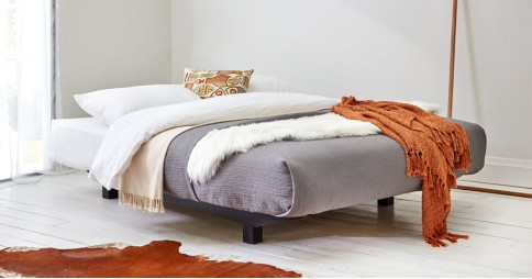 Low Shoreditch Platform Bed (Space Saving)