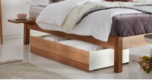 Platform Bed (Turned Leg Option)