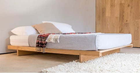 Japanese Fuji Attic Bed
