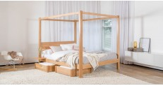 Four Poster Canopy Bed - Classic