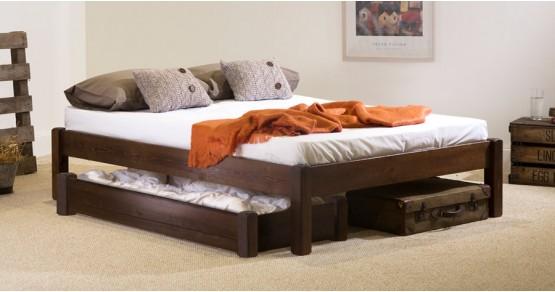 Platform Bed No Headboard
