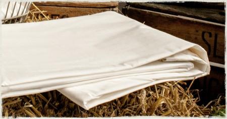 Fitted Mattress Sheet - 100% Cotton, Deep Fit, 200TC