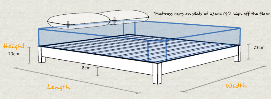 Low platform bed space saving get laid beds for Space saving bed frame