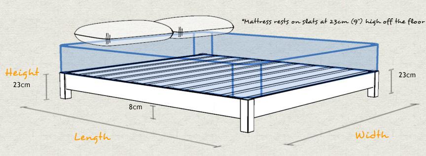 low platform bed space saving get laid beds. Black Bedroom Furniture Sets. Home Design Ideas